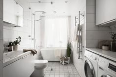 Other Rooms, Clawfoot Bathtub, Alcove, Bathroom, Inspiration, Bath Room, Full Bath, Bathrooms, Downstairs Bathroom