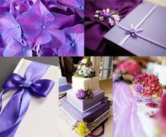 A rainbow of wedding ideas