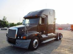 "Take a look at this beauty out of Indy. It's a 2010 Freightliner C120 72"" Raised Roof (Unit #: 60509) with 528K miles. We have plenty more just like it for sale right now. - http://schneidertrucks.com/spreadsheet.aspx?Page=1&sort=TruckLoc&breakout=trucks&Layout=grid"