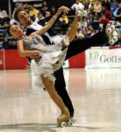 2004 World Roller Figure Skating Championships.