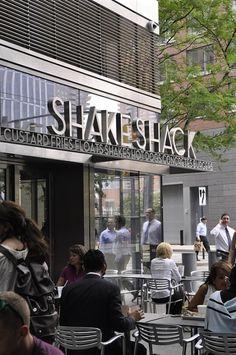 Shake Shack Batter Park City