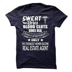 Real Estate Agent T-Shirt - t shirt design #cool t shirts for men #white hoodies