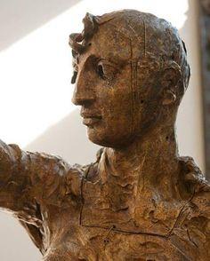 #JavierMarin, #javiermarinescultor. #escultura de #bronce a la cera perdida. #Arte, #artecontemporaneo, #figurahumana, #cuerpo. Perdido #sculpture #bronze cera. #art, #contemporaryart, #humanbody, #body Foto: Jimena Oliver