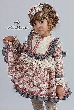 Vestir Infantil María Picaretta