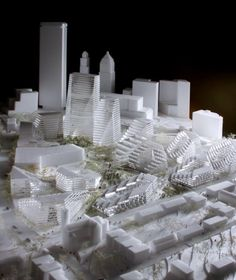 Photo  #architecture #concept #craft #models #proposed Pinned by www.modlar.com