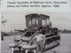 Fowler Gyrotiller