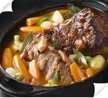 Pot au feu (beef stew) a winter must eat!