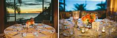AN INTERTWINED EVENT: BEAUTIFUL BEL-AIR BAY CLUB WEDDING