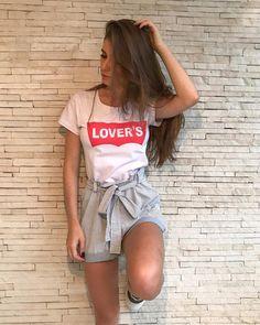 """9dd9745219 Leona Closet on Instagram  """"✓️Look comfy para você que gosta de peças  práticas"""
