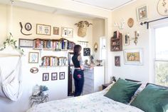 A Gothic-Turned-Grown-Up Style Apartment of Curiosities — House Tour