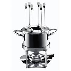 SILIT - Globe - zestaw do fondue 1,9 l - Ø16 cm