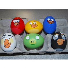 Super Easy and Ridiculously Cute Easter Egg Designs to Try #FWx