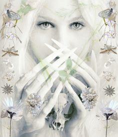 White Witch - erstellt von Lisa Laqua mit Bazaart #Kollage