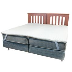 Science of Sleep KingMaker 2-inch Twin Bed Connector Mattress Pad
