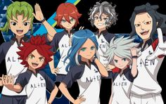 All Anime, Anime Guys, Anime Art, Los Super Once, Jude Sharp, Victor Blade, Inazuma Eleven Go, Bellatrix, Figurative Art