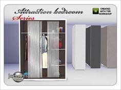 jomsims' Attraction bedroom dresser
