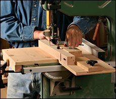 Preview - Five Essential Bandsaw Jigs - Fine Woodworking Article