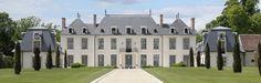 Chateau du Coudreceau Estate Front Drive - www.cducestates.com #ChateauduCoudreceau #CduCEstates #Estate  #Chateau