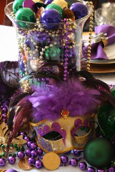 It's Mardi Gras time! Over the last dozen years, Mardi Gras has made its way up to central Alabama. We love Mardi Gras and have had a part...