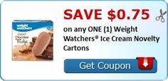 New Coupon!  SAVE $0.75 on any ONE (1) Weight Watchers® Ice Cream Novelty Cartons! - http://www.stacyssavings.com/new-coupon-save-0-75-on-any-one-1-weight-watchers-ice-cream-novelty-cartons/