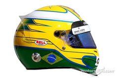 Luiz Razia 2013 Helmet - Motorsport.com
