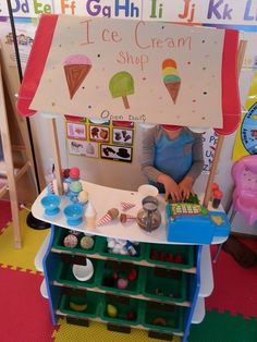 15+ ways to transform a Melissa & Doug Grocery Store for Pretend Play *Perfect for kids for summer!