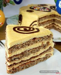 Za Uskrs smo uživali u ovoj divnoj torti. Recept iz mamine sveske. :)