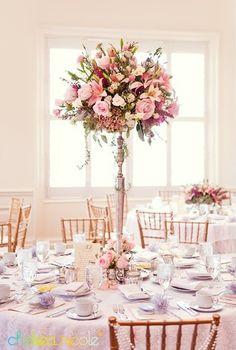 tall wedding centerpieces - Google Search