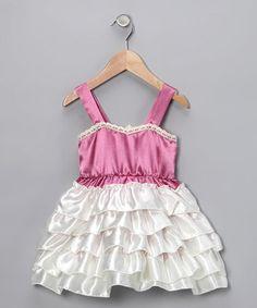 Ruffle dress  zulily