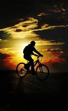 ride at night