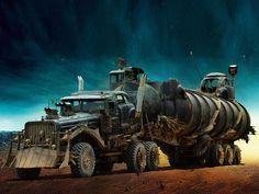 Mad Max Fury Road Vehicles  http://roguerepublik.com/