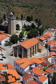 Freixo de Espada à Cinta - perto de Bragança