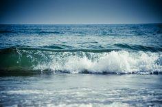 Una ola de mi mar onubense