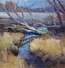Rees Riverbed by Richard Robinson Painting Inspiration, Bing Images, Landscape, Wall Art, Blog, Google Search, Design, Art, Idea Paint