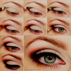 Smokey eyeliner tutorial
