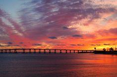 Navarre Beach Causeway Bridge