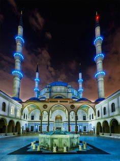 Nizamiye Turkish Masjid, South Africa