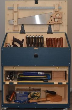 70 The Anarchists Tool Chest Ideas Tool Chest Woodworking Woodworking Tools