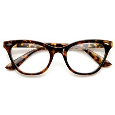 zeroUV - Womens Eyewear Fashion 60s Era Clear Lens Cat Eye Glasses (Black) zeroUV http://www.amazon.com/dp/B00JUCA71Q/ref=cm_sw_r_pi_dp_wwJqwb1XF7V28