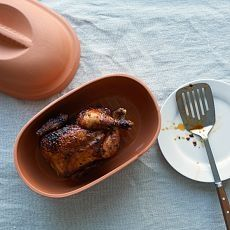 Terracotta Roaster in Market February 2013 from West Elm on shop.CatalogSpree.com, my personal digital mall.