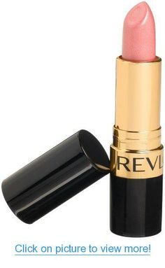 Revlon Super Lustrous Lipstick Pearl, Luminous Pink 631, 0.15 Ounce