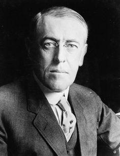 Woodrow Wilson Photos