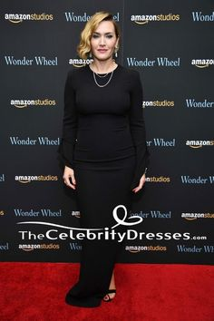 Kate Winslet Black L