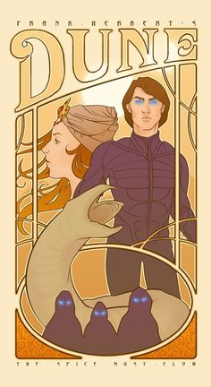 Dune By Shea Standefer