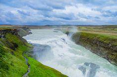 breathtakingdestinations:Gullfoss - Iceland (byMark Fischer)