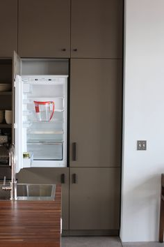 Hygge Supply: The Kit House Reimagined from Northern Michigan - Remodelista Open Plan Kitchen, Kitchen Ideas, Prefab Homes, Visual Comfort, Black Kitchens, Kit Homes, Loft, Modern Kitchen Design, Houses