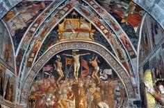 Elva,Santa Maria Assunta, Hans Clemer, Master of Elva, Val Maira, Provincia di Cuneo, Piemonte, Occitania