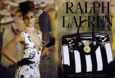 Ralph Lauren Collection Ad Campaign Spring/Summer 2008 Shot #7