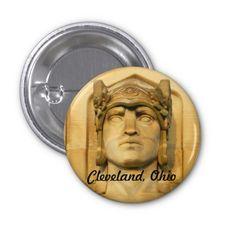 Bridge Guardian (Cleveland, Ohio) Button