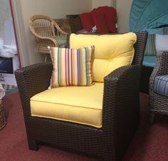Brown Outdoor Wicker Chair http://manhattanhomedesign.com/mykonos-chair-by-zuo.html